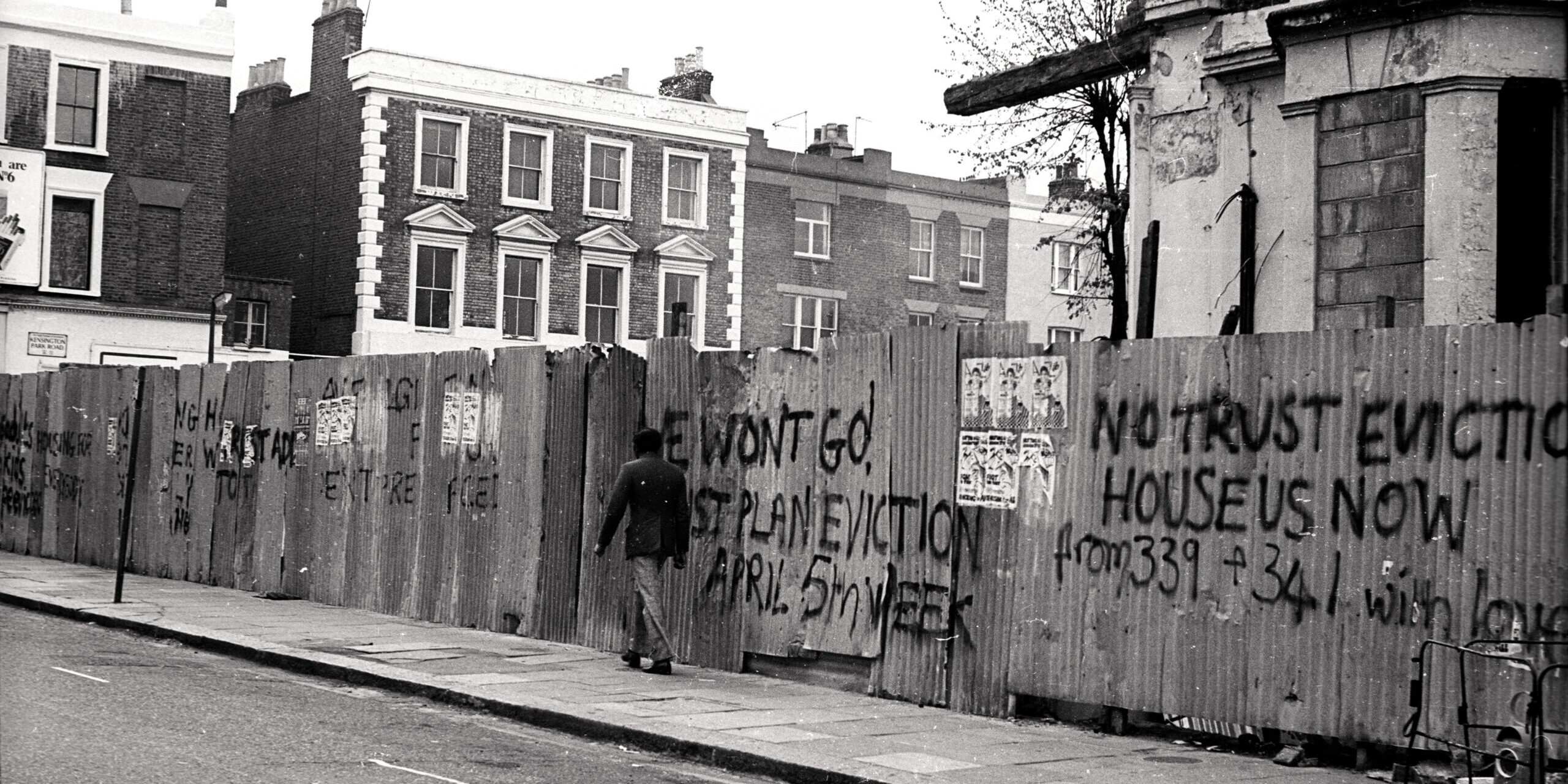 Westbourne Park Road 1976